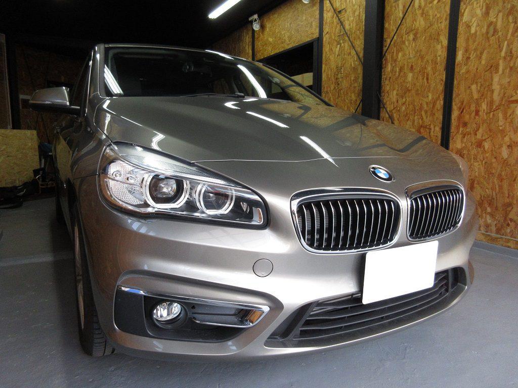 BMWデントリペア