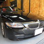 BMWZ4デントリペア