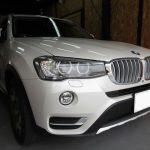 BMWX3デントリペア
