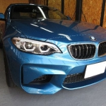 BMWM2デントリペア
