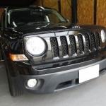 Jeepをデントリペア