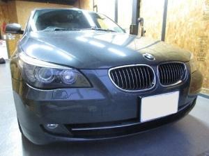 BMW5シリーズデントリペア