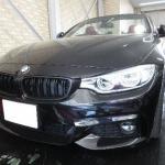 BMWMシリーズのデントリペア